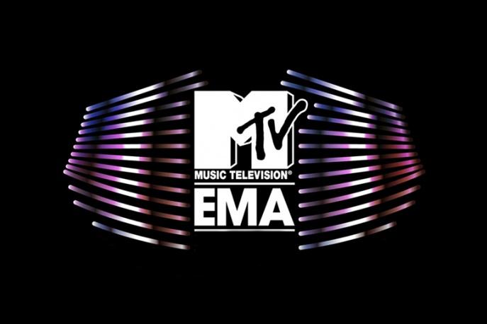 MTV EMA 2012 we Frankfurcie