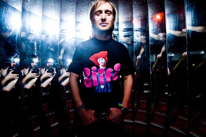 David Guetta na Sunrise Festival 2012