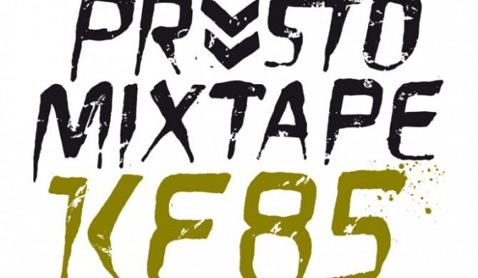 Raperzy i producenci na mixtapie Prosto