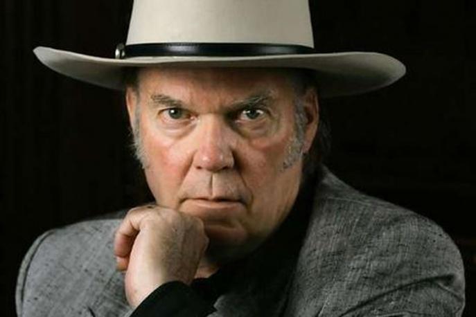 Neil Young zapowiada nowy album