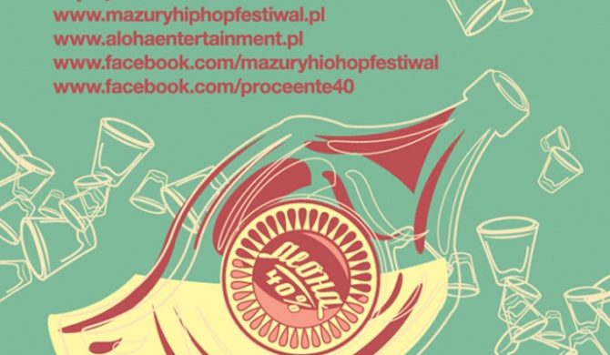 Konkurs na support Mazury Hip-Hop Fest trwa
