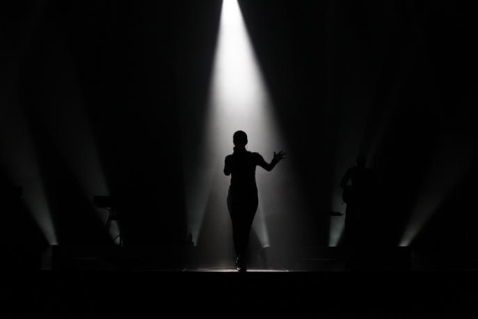 Koncert Sade na DVD