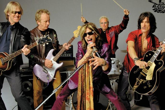 Aerosmith w lipcu