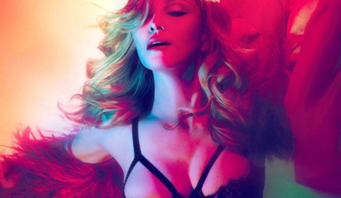 Madonna zbyt seksowna dla Stanów