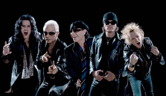 Scorpions we Wrocławiu