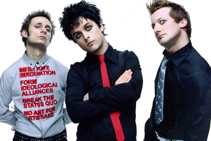Green Day wprowadzą Guns N` Roses