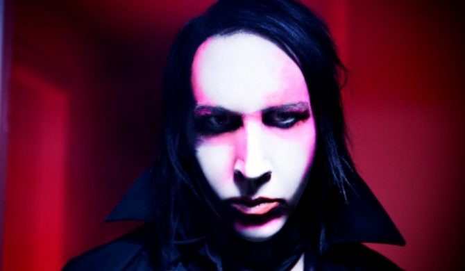 Kontrowersyjny teledysk Marilyna Mansona