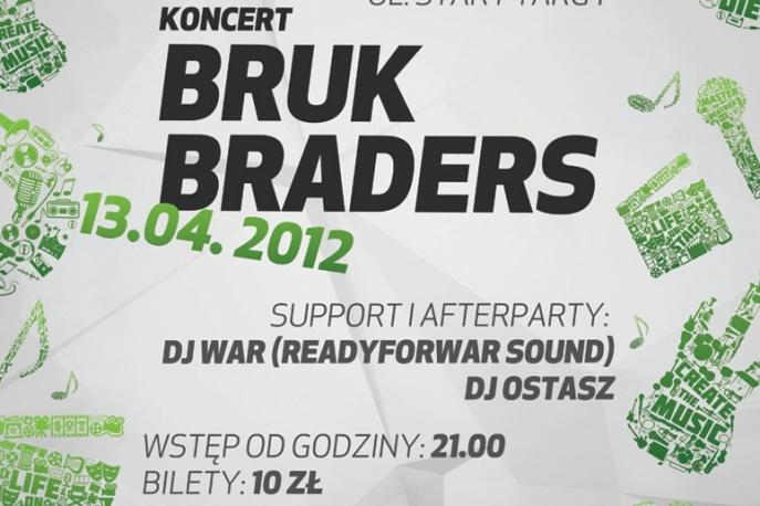 Rusza StreetDance 2 Bruk Road Tour