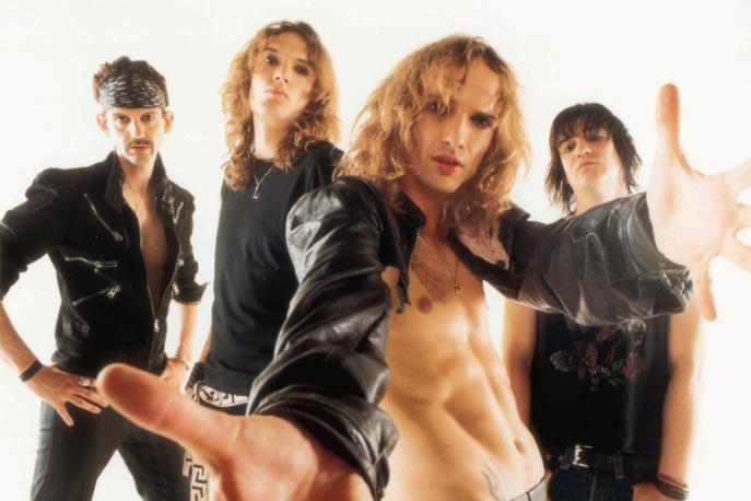 The Darkness jak AC/DC
