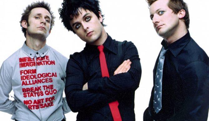 Green Day nagrywają trylogię
