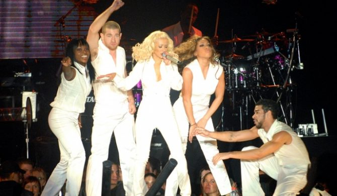 Christina Aguilera i Cee Lo nagrają razem