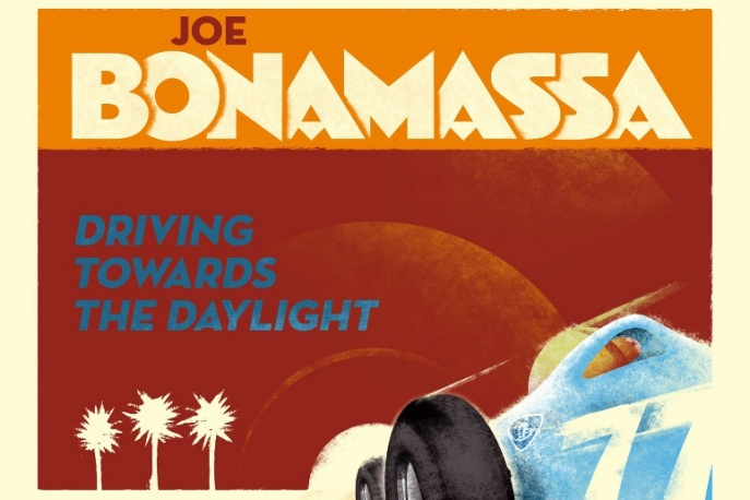 "Joe Bonamassa: ""Driving Towards The Daylight"""
