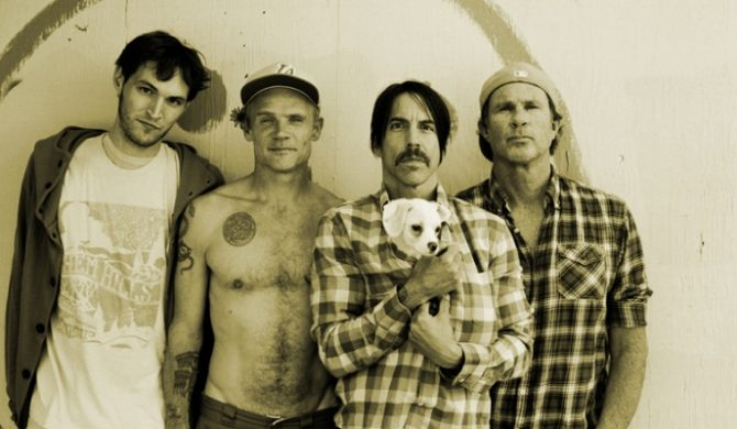 Red Hot Chili Peppers z kowerami