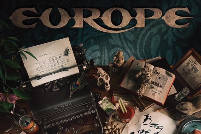 """Europe – """"Bag Of Bones"""""""