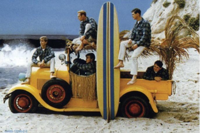Nowy album Beach Boys w czerwcu