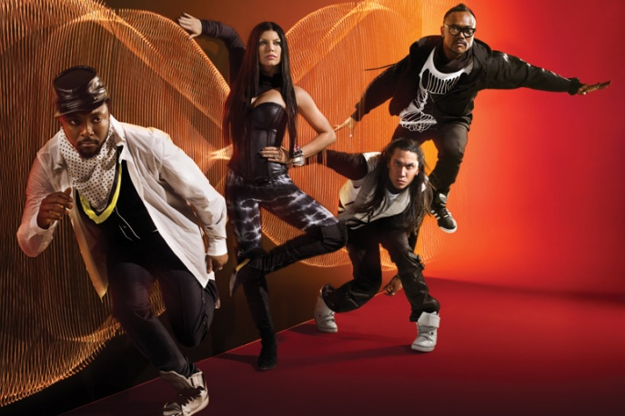 Black Eyed Peas uwielbiani na weselach