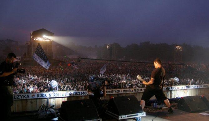 Jelonek, Blenders i Volbeat na Przystanku (Foto)