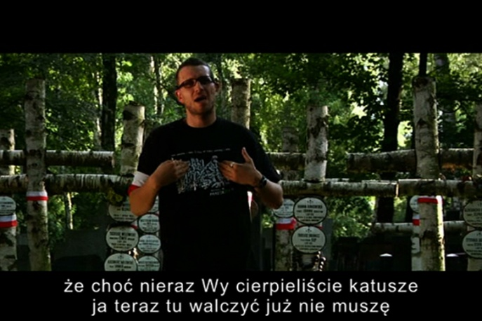 Powstańczy klip Pjusa (Video)