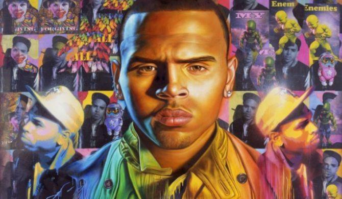 Chris Brown będzie miał swoje zabawki