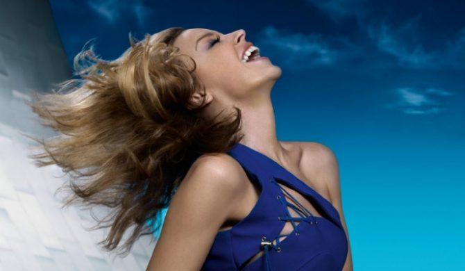 Kylie Minogue w antytrasie – zobacz
