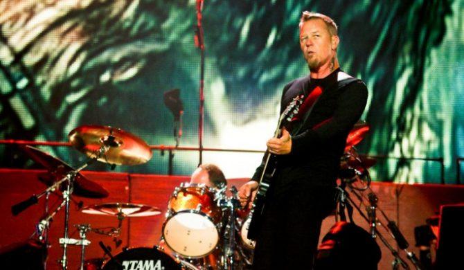 Metallica już za 2 tygodnie wystąpi w ramach Sonisphere Fest 2012