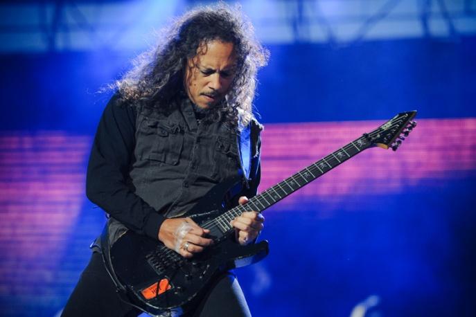 """Kirk Hammett: """"Polska to dla nas bardzo wyjątkowe miejsce"""""""