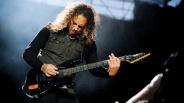 Metallica na Sonisphere Festival: Wywiad z Kirkiem Hammettem (Audio)