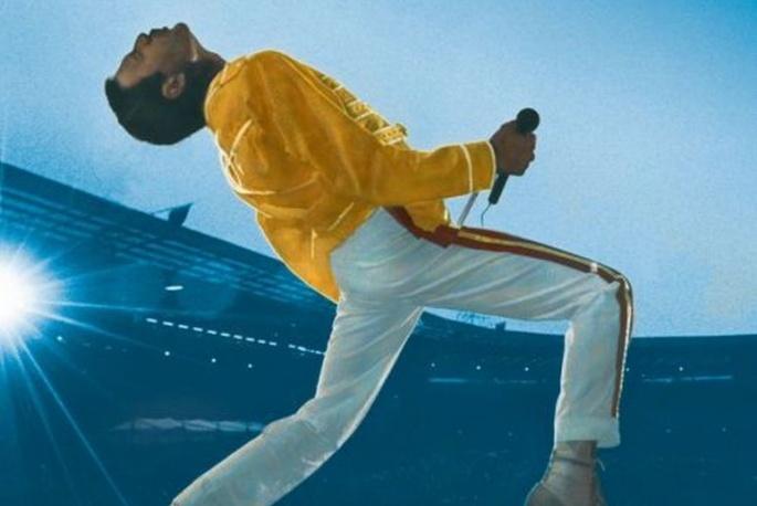 Freddie Mercury jako iluzja optyczna
