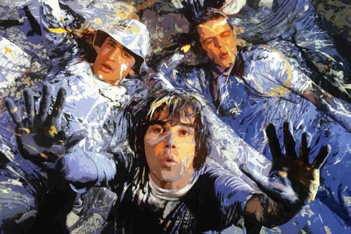 Składanka Stone Roses wraca na rynek