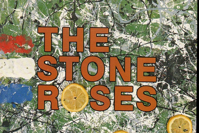 The Stone Roses w trakcie nagrywania