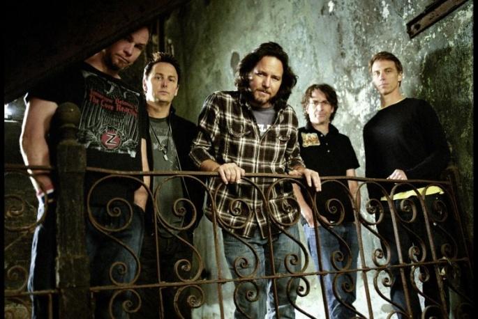 Pearl Jam na festiwalu Jaya-Z