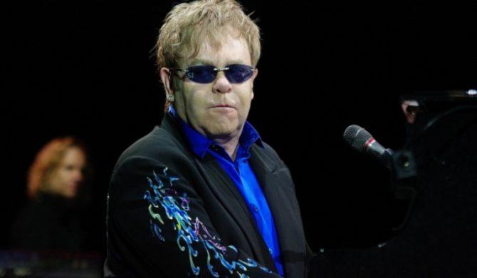 Elton John wraca do zdrowia
