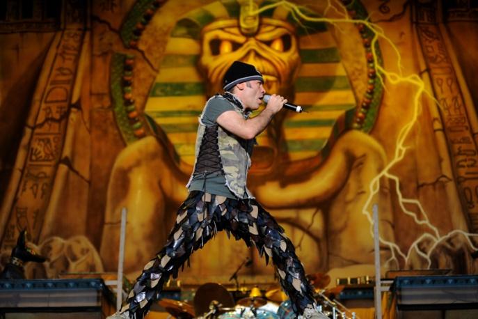 Bestia Iron Maiden najlepsza na Wyspach