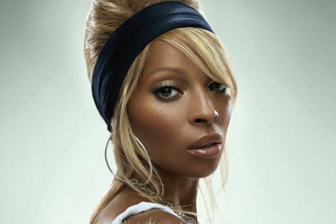 Mary J. Blige kontynuuje podróż – video