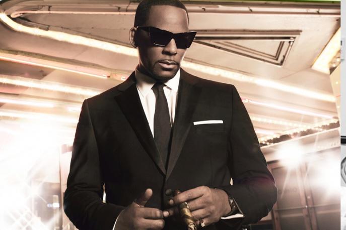 R. Kelly zapowiada płytę – audio