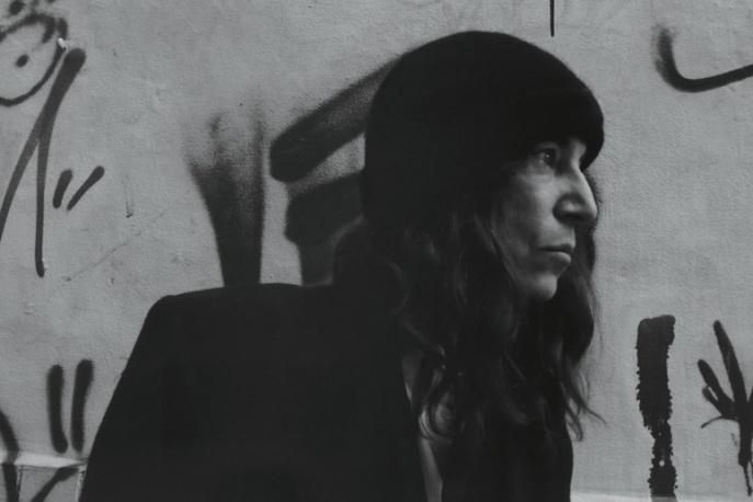 Johnny Depp na płycie Patti Smith