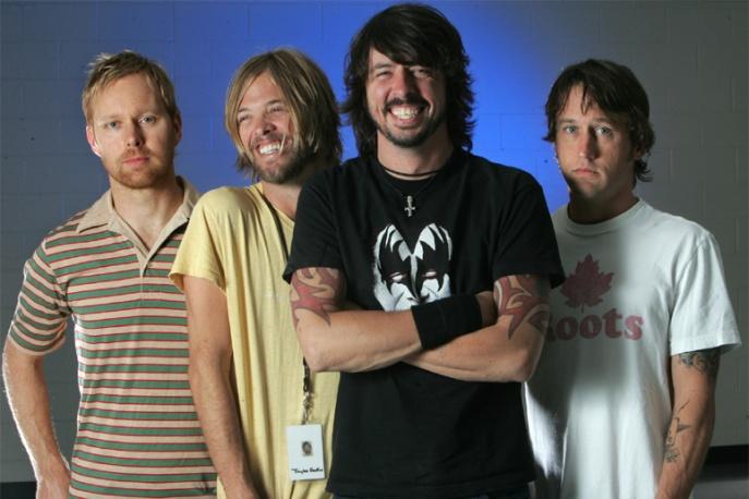 Członek Foo Fighters zagra Iggy`ego Popa