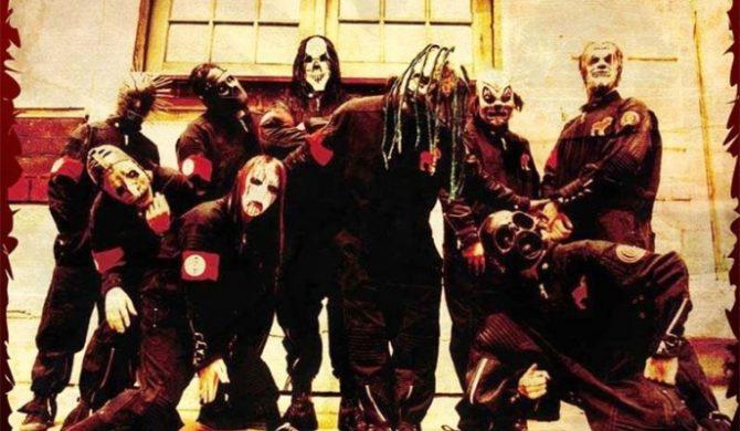 """Slipknot z dwoma nagrodami """"Kerrang!"""""""