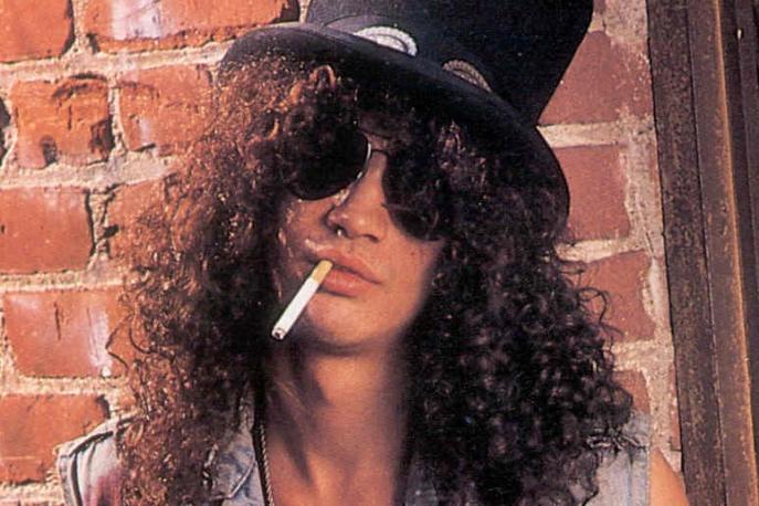 Slash – koncerty przede wszystkim