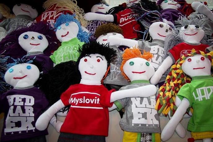 Rockowe lalki dla Elizy (potrzebna pomoc!)