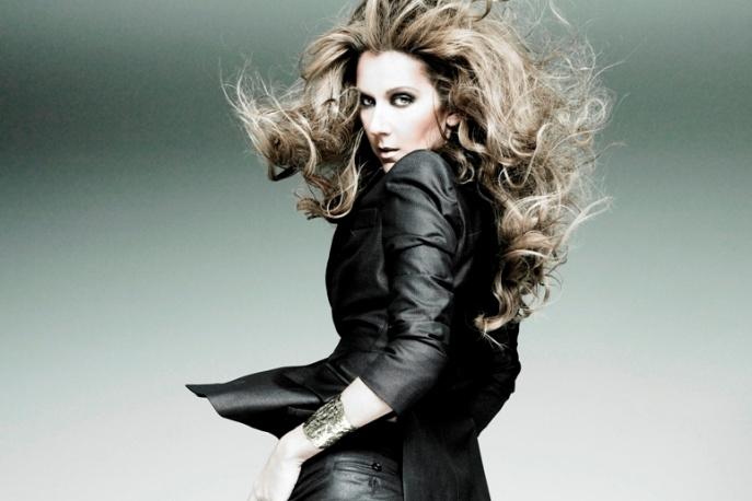 Celine Dion koweruje Adele – audio