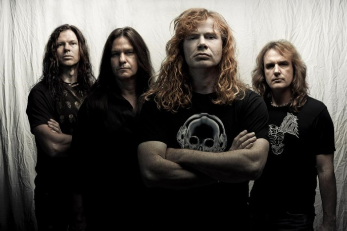 Dave Mustaine gotowy do nagrań