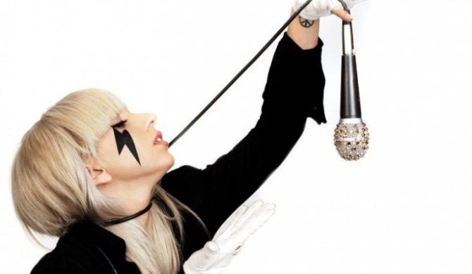 Lady GaGa nagrywa z RedOne`em