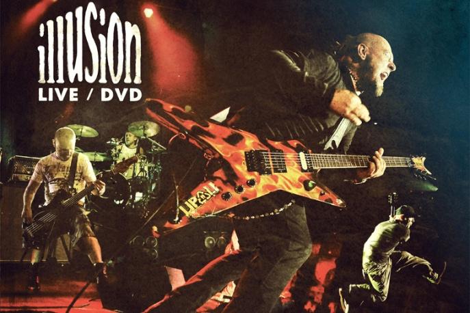 Illusion Live DVD+CD