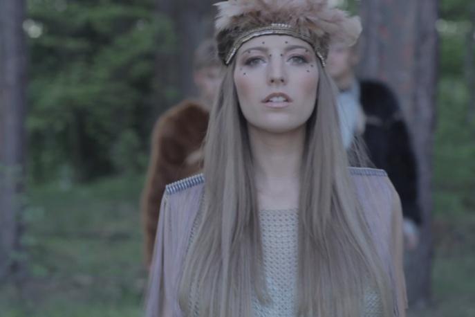 Kari Amirian nakręciła teledysk – video