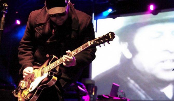 Komety oraz Tymon & The Transistors na festiwalu w Jarocinie