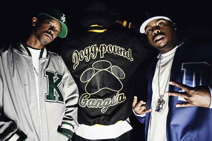 Tha Dogg Pound z najlepszych lat
