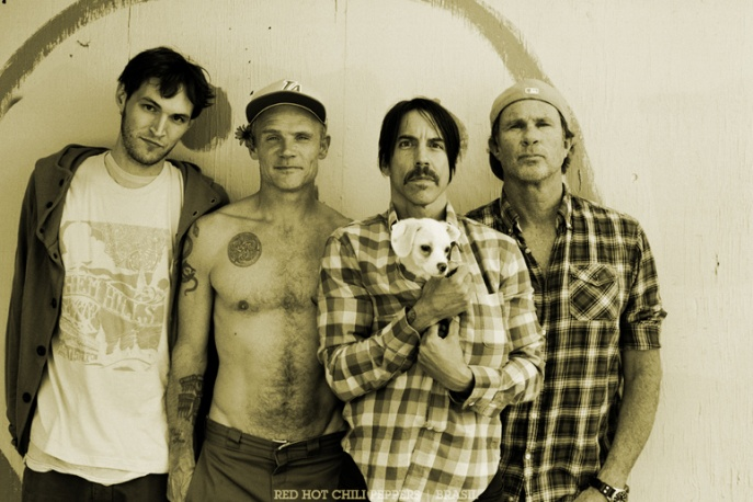 "RHCP – ""Brendan`s Death Song"""