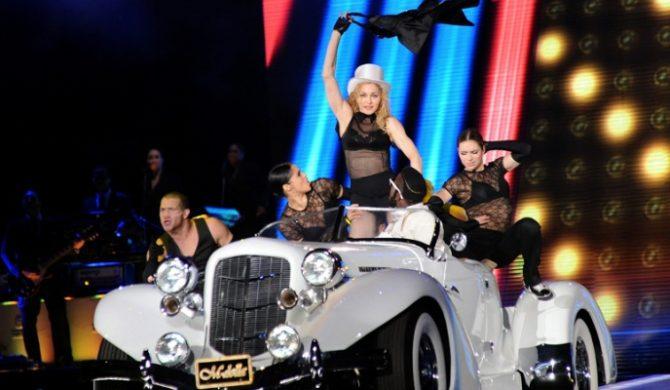 Co Katy Perry widzi w Madonnie?
