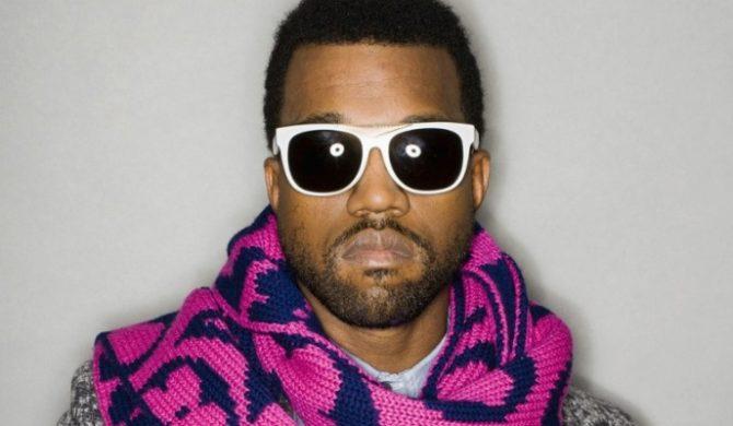 Kanye West z Anją Rubik…
